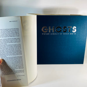 Ghosts Vintage Aircrafts of World War 2 by Philip Makanna 1987