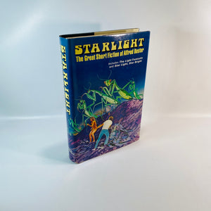 Starlight A Great Short Fiction of Alfred Bester 1976-Reading Vintage