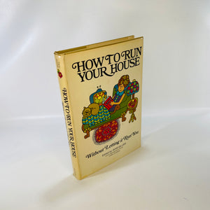 How to Run Your House by Jean Gilles Farm Journal 1973-ReadingVintage