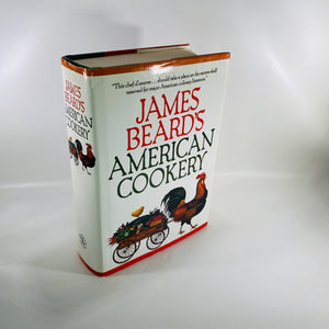 James Beard's American Cookery 1972-Reading Vintage