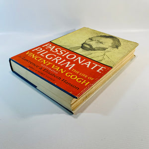 Passionate Pilgrim Vincent Van Gough by L&E Hanson1955-Reading Vintage