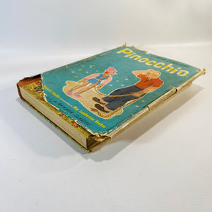 Pinocchio The Adventure of a Wooden Boy by Carlo Collodi A Rainbow Classic 1946