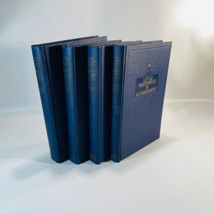 A Little Masterpieces of Autobiography Volume 1-4 1925