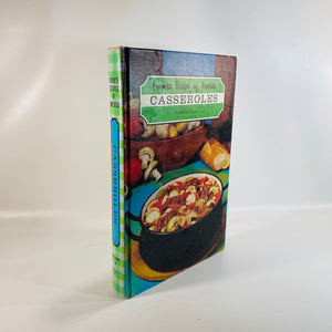 Favorite Recipes of America Casseroles including breads 1968-Reading Vintage