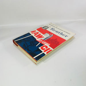 Building the House of Labor Walter Reuther by Fred Cook 1963-Reading Vintage