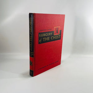 vSurgery of The Chest by Johnson & Kirby 1952