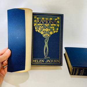 Ramona A Story by Helen Jackson In Two Volumes 1900
