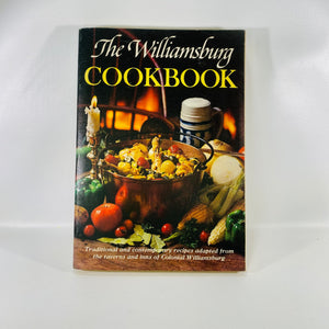 The Williamsburg Cookbook Letha Booth 1971-Reading Vintage