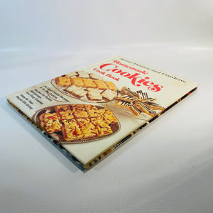 Homemade Cookies Cookbook by Better Homes & Gardens 1975