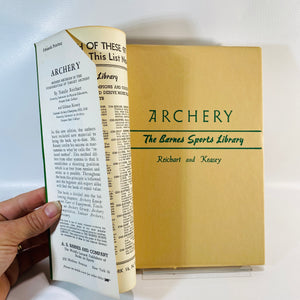 Archery by Reichart and Keasey 1940