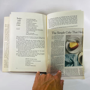 Maida Heattter's Book of Great Desserts 1975-Reading Vintage