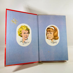 Trixie Beldon & Mysterious Visitor Julie Cambell 1954-Reading Vintage