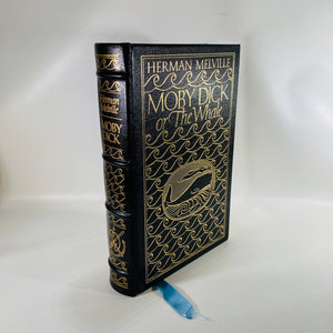 Moby Dick by Herman Melville 1977 Easton Press-Reading Vintage