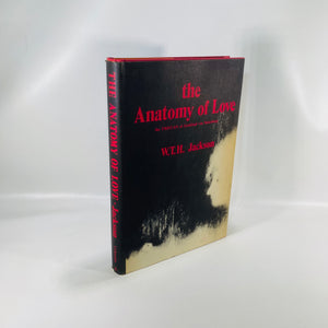 The Anatomy of Love by W.T.H. Jackson 1971-Reading Vintage
