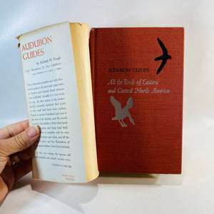Audubon Guides All Birds of Eastern and Central North America by Richard Pough 1953