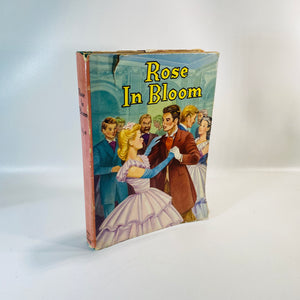 Rose in Bloom by Louisa May Alcott 1952-Reading Vintage