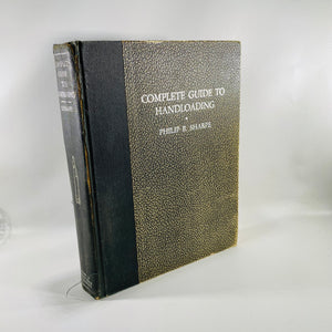Complete Guide to Handloading by Philip B. Sharp 1952