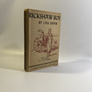Rickshaw Boy by Lau Shaw 1945