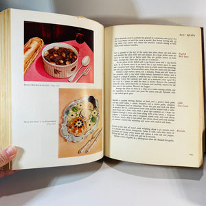 The Gourmet Cookbook Volume One 1951 and Two 1958