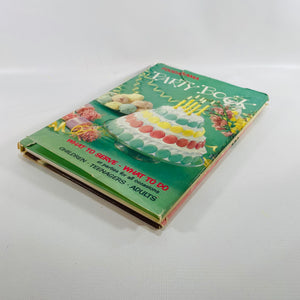 Foodarama Party Book by Kelvinator American Motor 1959-Reading Vintage