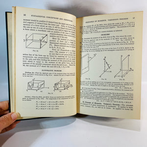 Analytical Mechanics for Engineers Seely & Ensign 1944-Reading Vintage