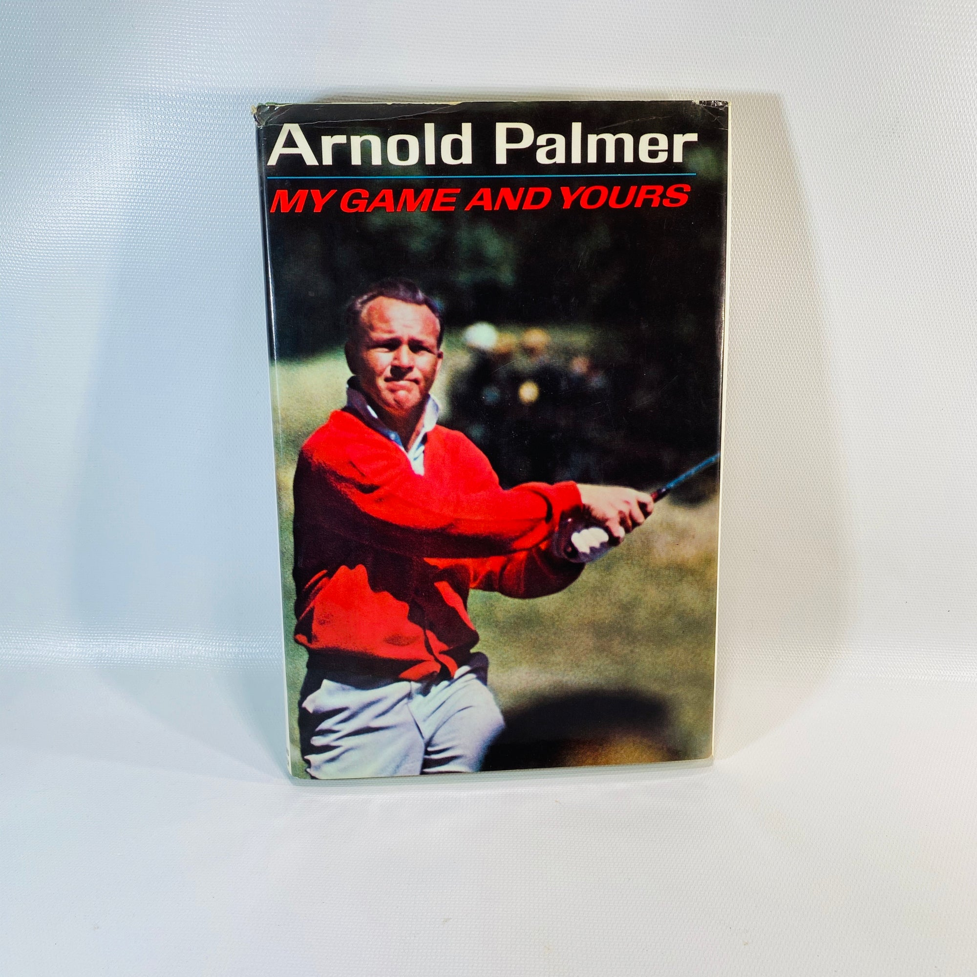 Arnold Palmer My Game and Yours 1965-Reading Vintage