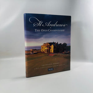 St. Andrews & The Open Championship by David Joy 1999 Vintage Golf Book