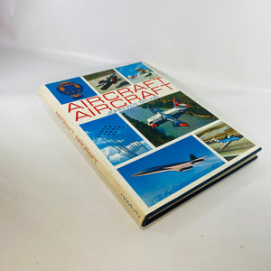 Aircraft Aircraft by John W.R. Taylor 1972-Reading Vintage