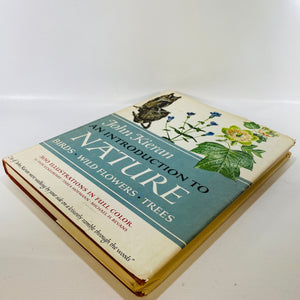 An Introduction to Nature by John Kieran 1966-Reading Vintage