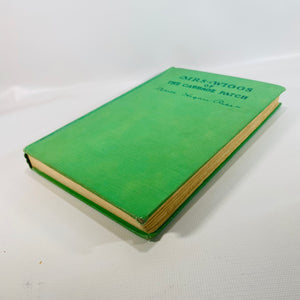 Mrs Wiggs of the Cabbage Patch by Alice Hegan Rice 1901-Reading Vintage