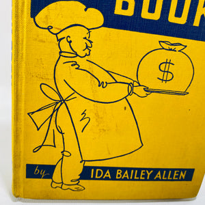 The Budget Cookbook by Ida Bailey Allen 1935