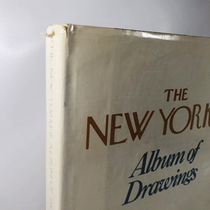 The New Yorker Album of Drawings 1925-1975 A Vintage Coffee Table Book