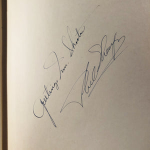 The Rifle in America by Philip B. Sharp 1938 First Edition Shooting Book Signed by the Author