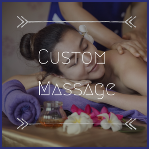 Custom Massage