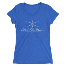 Park City Healers Ladies' short sleeve t-shirt