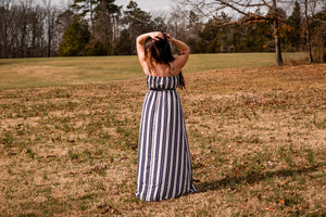 Sail Away - maxi dress