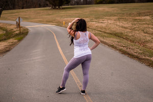 Going For It - workout leggings