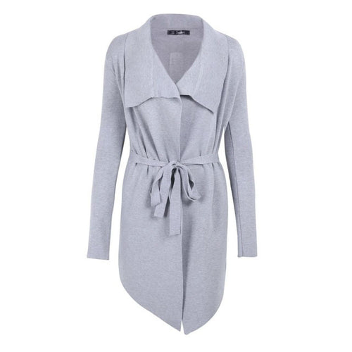 Lightweight Wrap Coat
