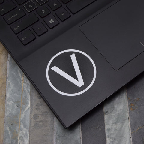 Vegan V Sticker