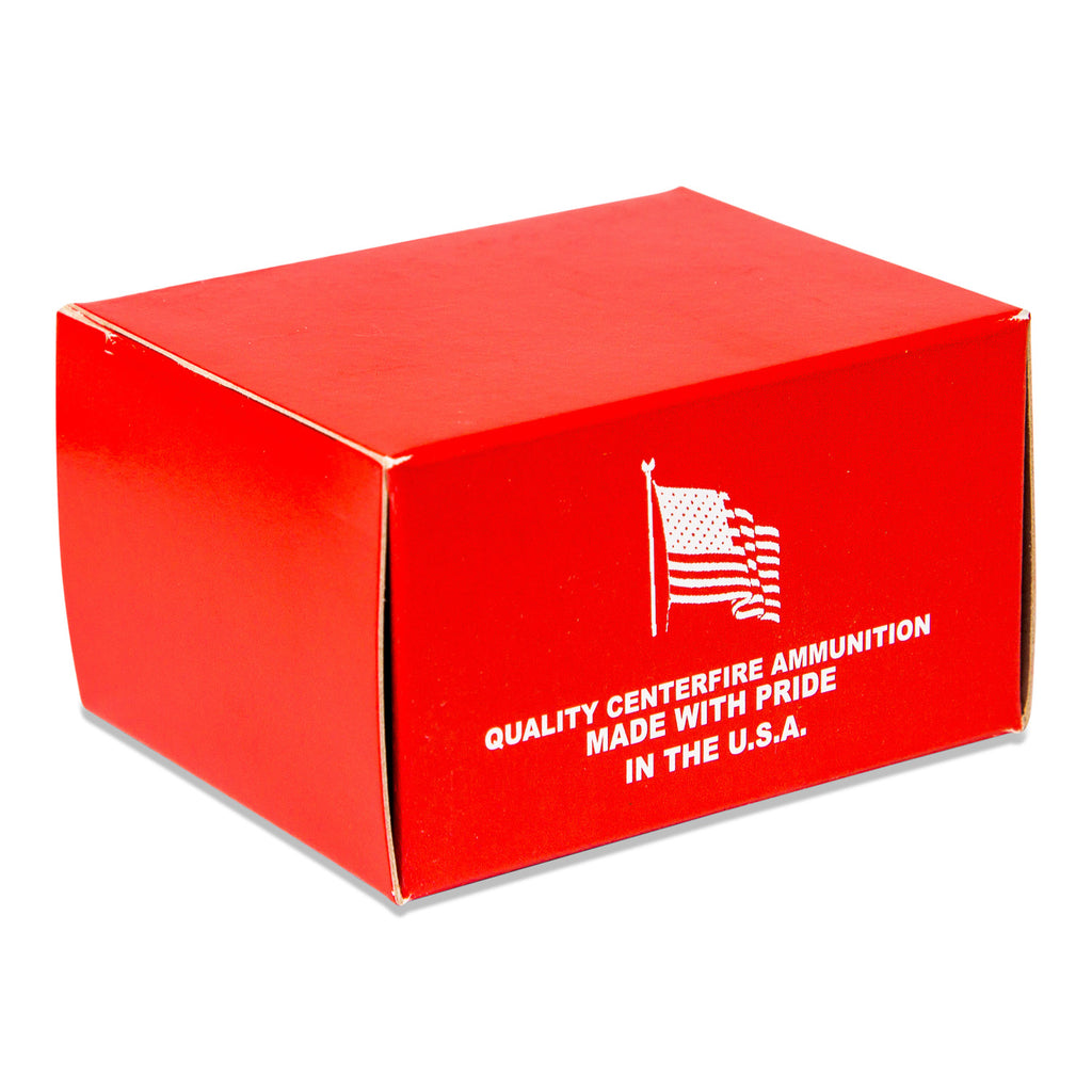 #20 Cardboard Ammo Box for .41 Mag, .44 Mag, .44 Special &. 45 Colt