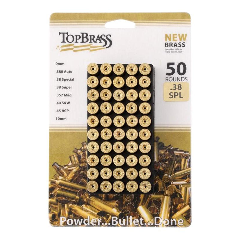 .38 Special New Top Brass
