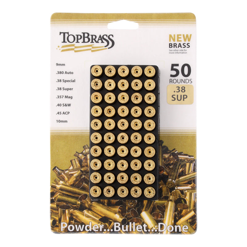 .38 Super New Top Brass