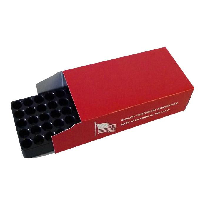 .38 Special / .357 Magnum Ammunition Box & Trays Combo