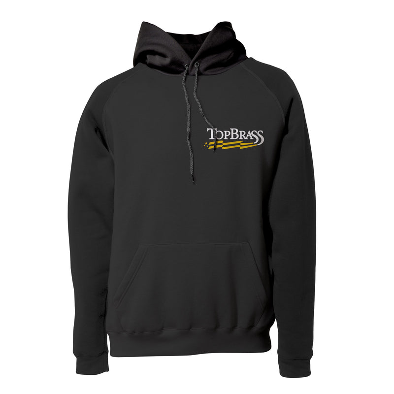Top Brass Hooded Sweatshirt (Hoodie)