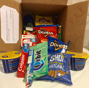 Medium Care Package - College Student MALE