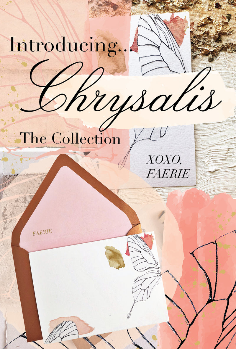 Introducing...Chrysalis, The Collection