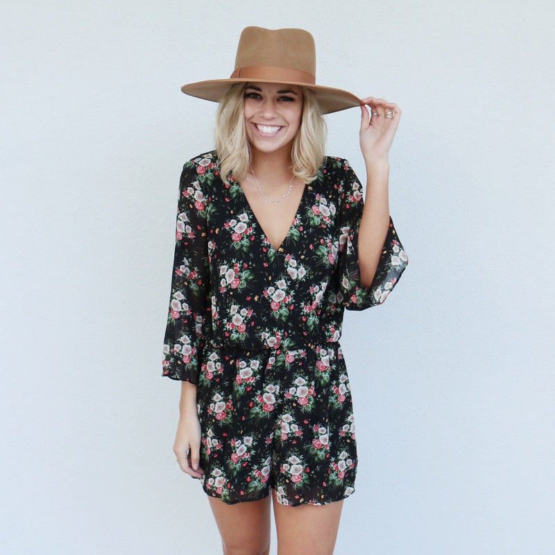 Light Heart Romper