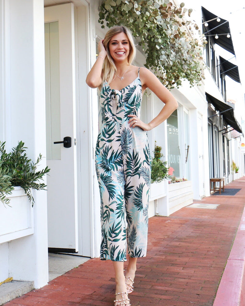 Staycation Jumpsuit