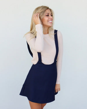 Denver Dress in Navy