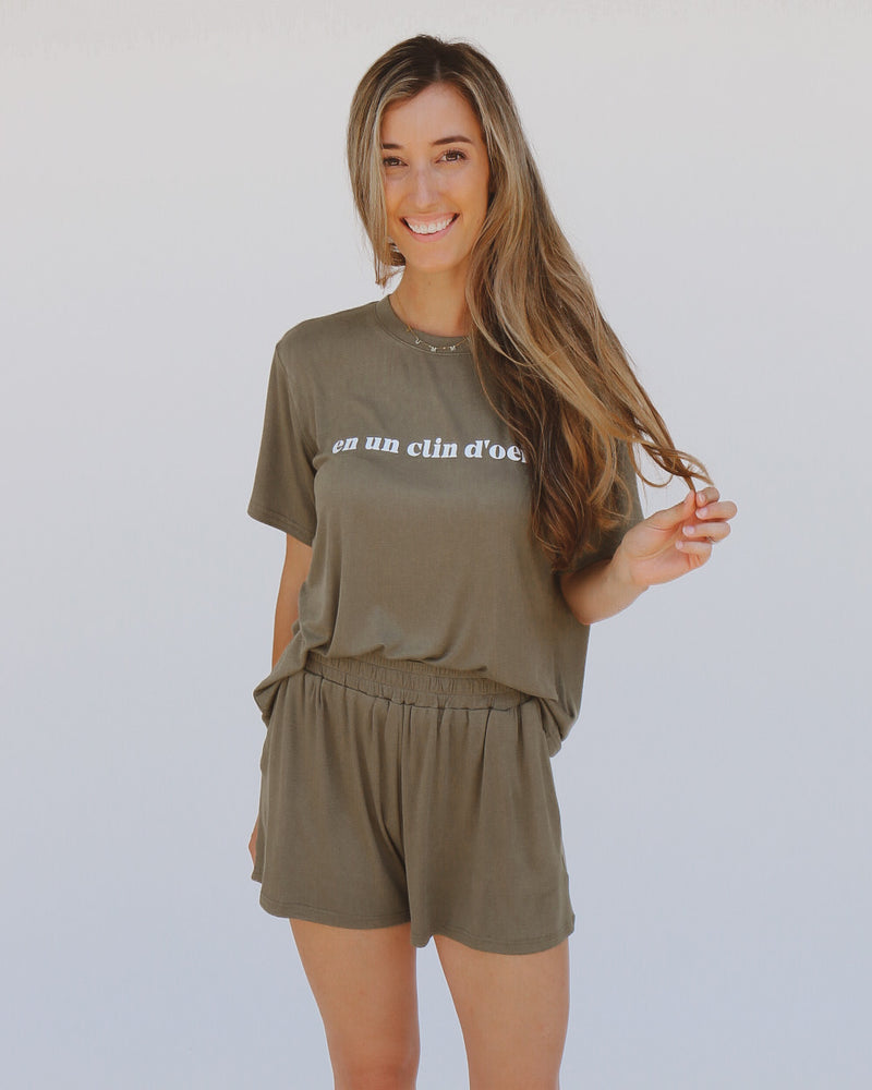 Blink of an Eye Shorts